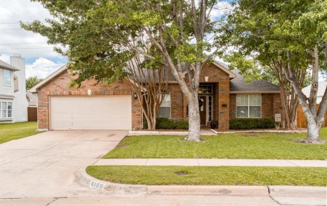 6109 Wilmington Drive, Frisco, TX 75035 (MLS #14125976) :: RE/MAX Town & Country
