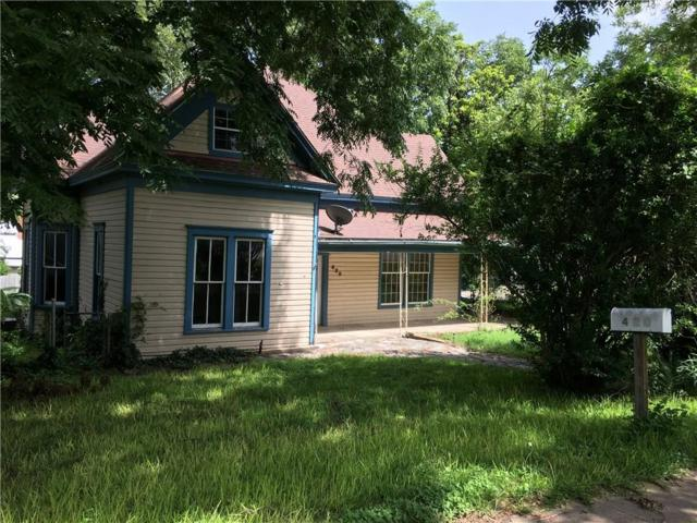 420 South Rice, Hamilton, TX 76531 (MLS #14125980) :: Lynn Wilson with Keller Williams DFW/Southlake