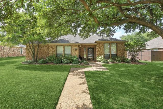 3617 Campstone Drive, Plano, TX 75023 (MLS #14126035) :: Baldree Home Team