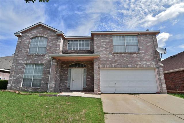 419 Milton Drive, Arlington, TX 76002 (MLS #14126101) :: Century 21 Judge Fite Company