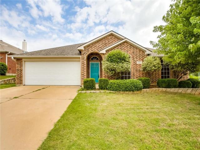 413 E Hidden Cove Court, Burleson, TX 76028 (MLS #14126181) :: RE/MAX Town & Country