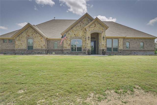 104 Woodland Slope Court, Azle, TX 76020 (MLS #14126238) :: All Cities Realty
