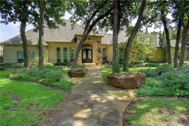 617 Primrose Court, Argyle, TX 76226 (MLS #14126271) :: The Heyl Group at Keller Williams