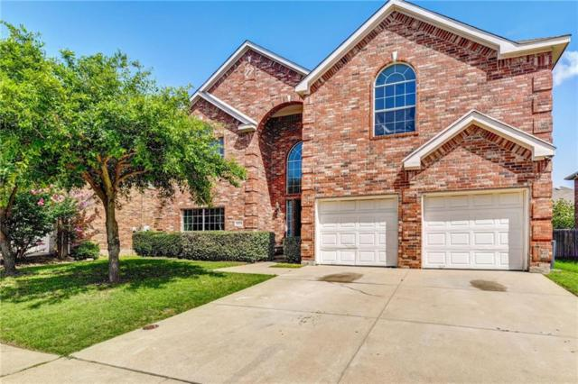 5864 Silver Sage Lane, Grand Prairie, TX 75052 (MLS #14126297) :: RE/MAX Town & Country