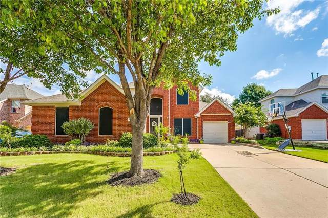 1303 Rosebrook Drive, Mansfield, TX 76063 (MLS #14126413) :: The Mitchell Group