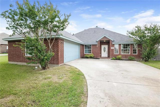 119 Clear Creek Drive, Red Oak, TX 75154 (MLS #14126511) :: RE/MAX Town & Country