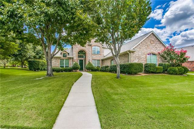 5904 Lavon Drive, Flower Mound, TX 75028 (MLS #14126581) :: All Cities Realty