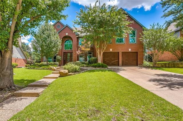 4157 Hallmont Drive, Grapevine, TX 76051 (MLS #14126599) :: The Tierny Jordan Network