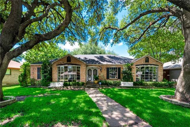 6911 Redstart Lane, Dallas, TX 75214 (MLS #14126603) :: Lynn Wilson with Keller Williams DFW/Southlake