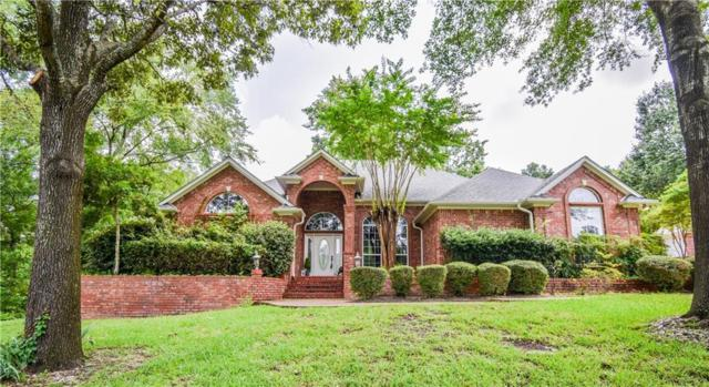 14187 Pinebrook Drive, Tyler, TX 75703 (MLS #14126641) :: RE/MAX Town & Country