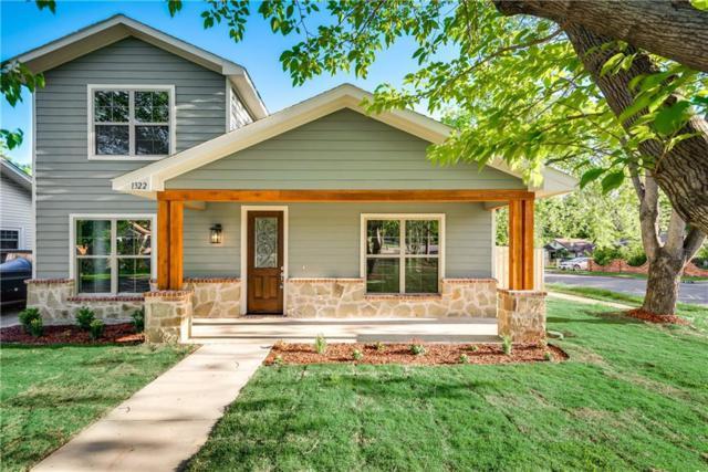 1322 Burlington Boulevard, Dallas, TX 75208 (MLS #14126673) :: RE/MAX Town & Country