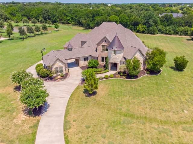 754 Manor Drive, Argyle, TX 76226 (MLS #14126725) :: Lynn Wilson with Keller Williams DFW/Southlake