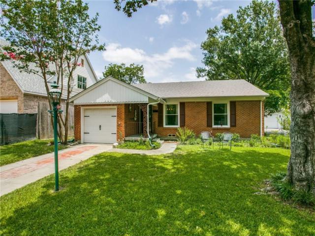 508 Parkhurst Drive, Dallas, TX 75218 (MLS #14126737) :: Robbins Real Estate Group