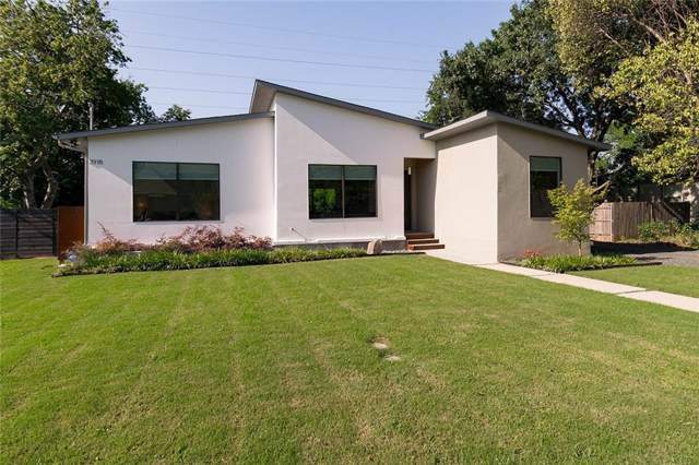 3918 Cortez Drive, Dallas, TX 75220 (MLS #14126740) :: HergGroup Dallas-Fort Worth
