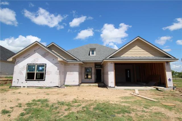 1607 Summercrest Drive, Cleburne, TX 76033 (MLS #14126763) :: Kimberly Davis & Associates
