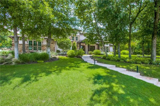 1604 Northfalls Court, Flower Mound, TX 75022 (MLS #14126765) :: Lynn Wilson with Keller Williams DFW/Southlake