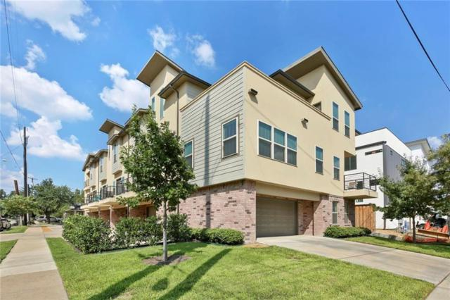 5903 Lindell Avenue D, Dallas, TX 75206 (MLS #14126839) :: RE/MAX Town & Country