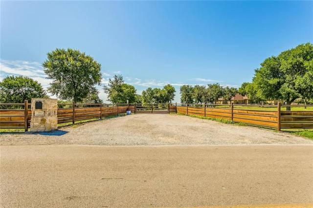 3333 Thompson Road, Weatherford, TX 76087 (MLS #14126937) :: Real Estate By Design
