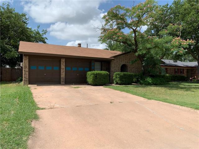 2525 S 41st Street, Abilene, TX 79605 (MLS #14126949) :: RE/MAX Town & Country