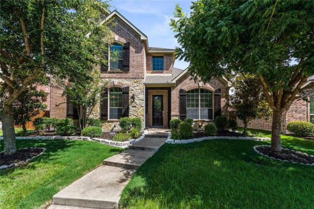 902 Panther Lane, Allen, TX 75013 (MLS #14127006) :: Lynn Wilson with Keller Williams DFW/Southlake