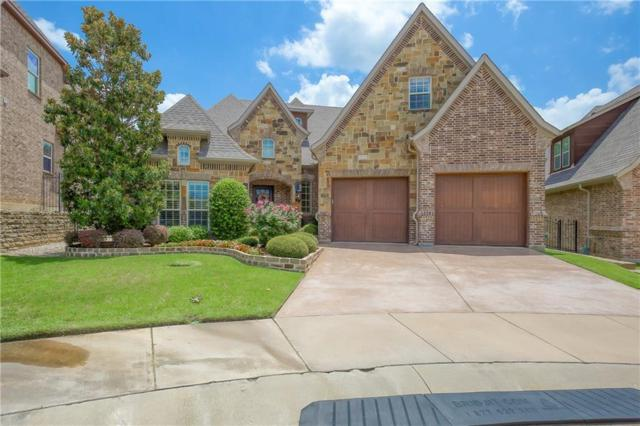 1701 Rock Dove Circle, Colleyville, TX 76034 (MLS #14127010) :: RE/MAX Town & Country
