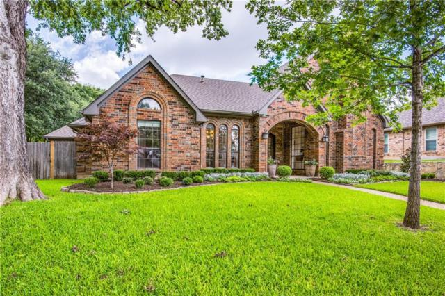 200 Hawk Court, Coppell, TX 75019 (MLS #14127022) :: RE/MAX Town & Country