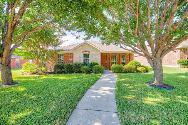 1606 Tanglewood Drive, Allen, TX 75002 (MLS #14127048) :: Lynn Wilson with Keller Williams DFW/Southlake