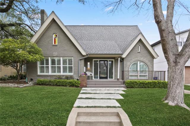 6911 Pasadena Avenue, Dallas, TX 75214 (MLS #14127115) :: RE/MAX Town & Country