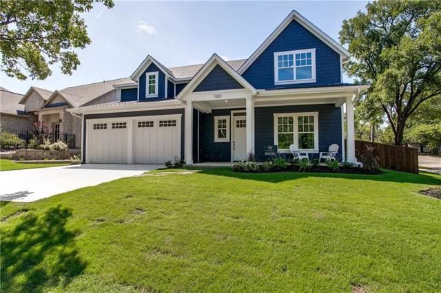 1323 Hilltop Drive, Grapevine, TX 76051 (MLS #14127202) :: Frankie Arthur Real Estate