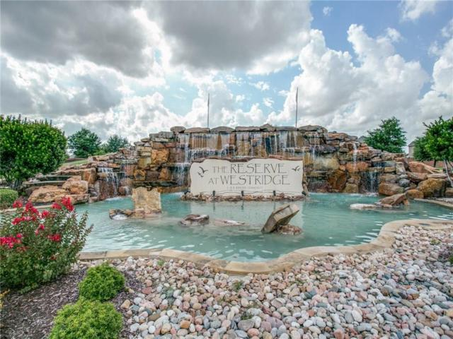 1216 Dripping Springs Lane, Mckinney, TX 75072 (MLS #14127239) :: RE/MAX Town & Country
