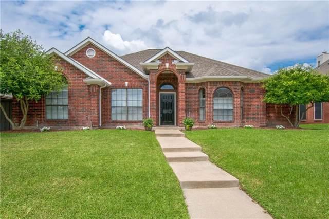 8205 Rincon Street, Frisco, TX 75035 (MLS #14127301) :: Vibrant Real Estate