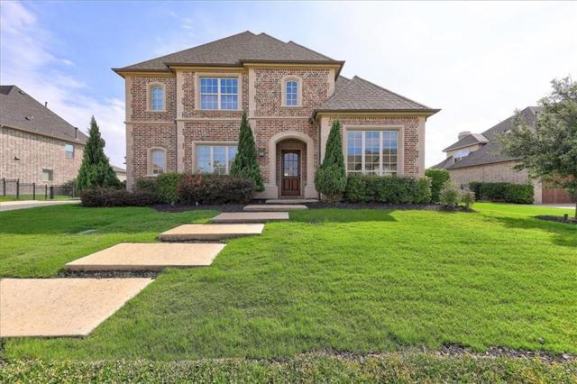 3809 Shady Creek Court, Frisco, TX 75033 (MLS #14127360) :: Kimberly Davis & Associates
