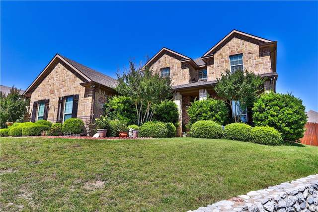 1541 Stetson Drive, Weatherford, TX 76087 (MLS #14127389) :: Kimberly Davis & Associates