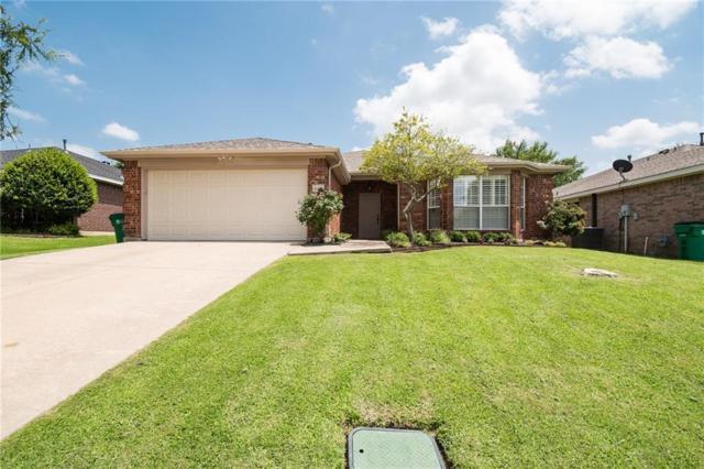 820 Austin Lane, Mckinney, TX 75071 (MLS #14127434) :: RE/MAX Town & Country