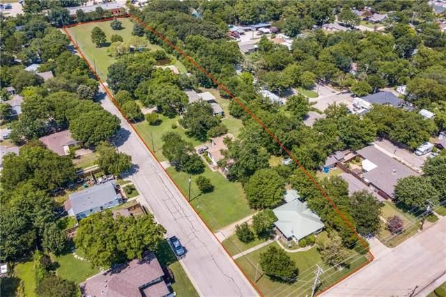 18591 Herod Street, Lewisville, TX 75057 (MLS #14127444) :: RE/MAX Town & Country