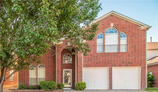 3312 Raleigh Drive, Fort Worth, TX 76123 (MLS #14127508) :: RE/MAX Town & Country