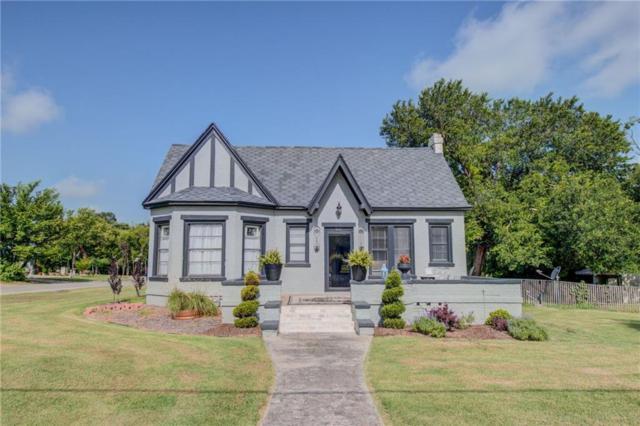 601 N Trinity Street, Decatur, TX 76234 (MLS #14127557) :: Ann Carr Real Estate
