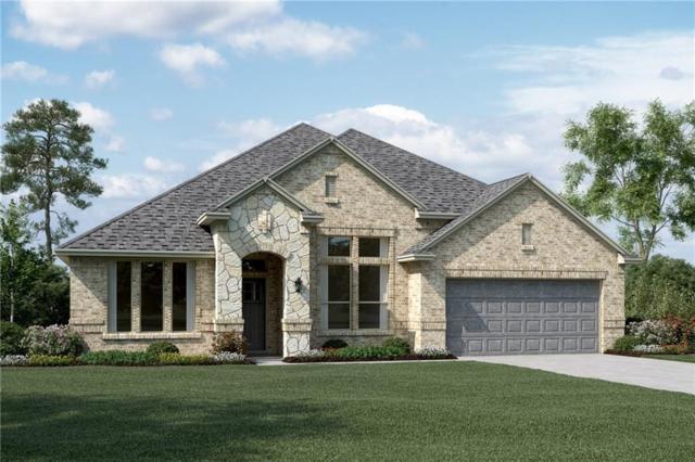 1828 Dunstan Drive, Haslet, TX 76052 (MLS #14127622) :: Hargrove Realty Group