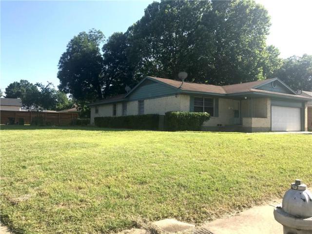 1202 Bandera Lane, Garland, TX 75040 (MLS #14127661) :: Tenesha Lusk Realty Group
