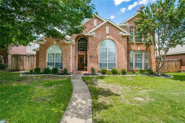 1206 Brook Drive, Allen, TX 75002 (MLS #14127683) :: RE/MAX Town & Country