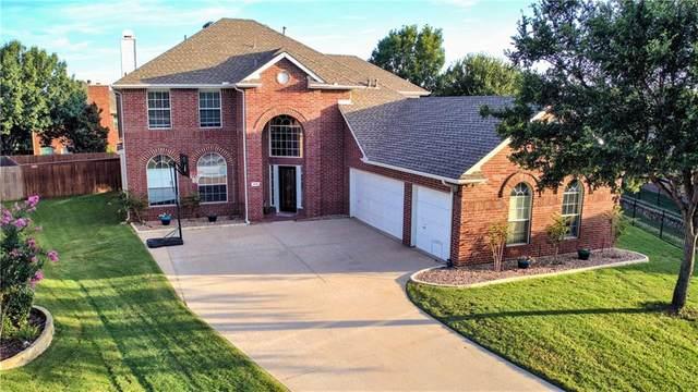 1316 Mcentire Court, Keller, TX 76248 (MLS #14127694) :: The Good Home Team