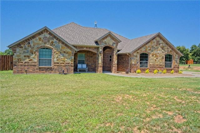 115 Bohner Drive, Boyd, TX 76023 (MLS #14127699) :: RE/MAX Town & Country