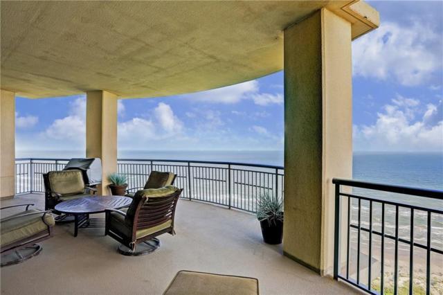 801 E Beach Drive Tw2305, Galveston, TX 77550 (MLS #14127705) :: Team Hodnett