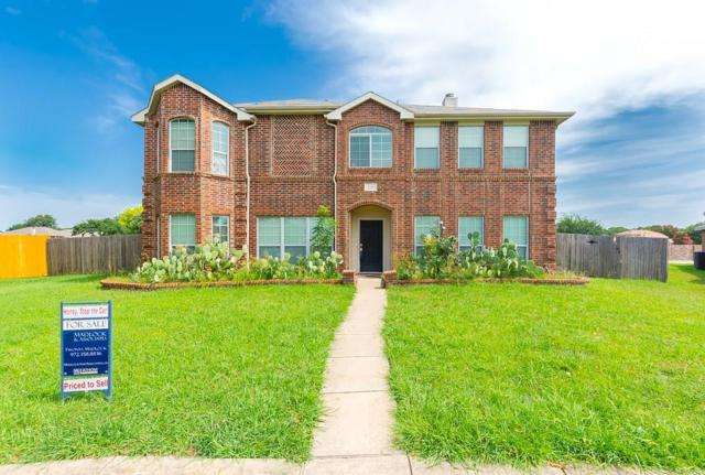490 Springtree Circle, Lancaster, TX 75146 (MLS #14127718) :: Frankie Arthur Real Estate