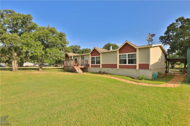 401 County Road 459, Ranger, TX 76470 (MLS #14127729) :: RE/MAX Town & Country