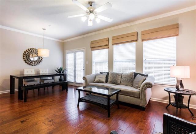 706 S Jupiter Road #2105, Allen, TX 75002 (MLS #14127735) :: Van Poole Properties Group