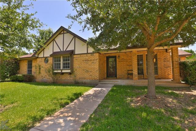 4633 Catclaw Drive, Abilene, TX 79606 (MLS #14127775) :: Robbins Real Estate Group