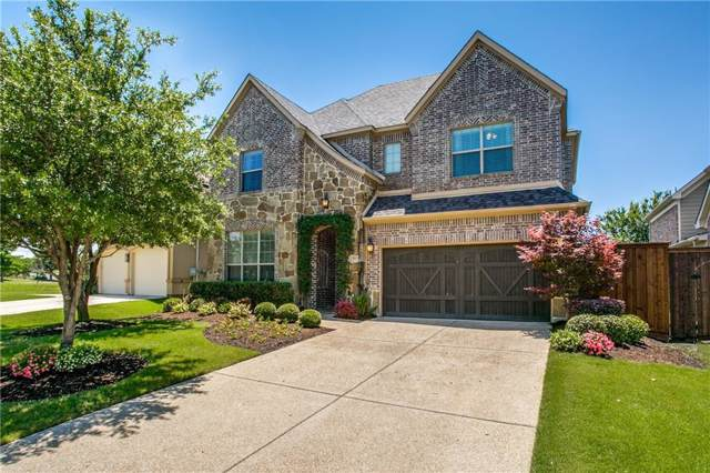 2381 Chenault Drive, Frisco, TX 75033 (MLS #14127841) :: Lynn Wilson with Keller Williams DFW/Southlake