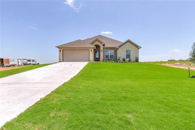 8612 County Road 1229, Godley, TX 76044 (MLS #14127862) :: The Hornburg Real Estate Group