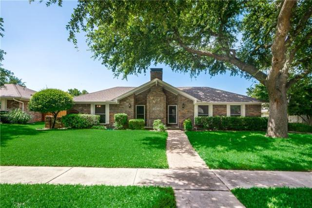 2210 Silver Holly Lane, Richardson, TX 75082 (MLS #14127867) :: RE/MAX Town & Country